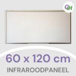 Wallbuddy infrarood verwarmingspaneel 60 x 120