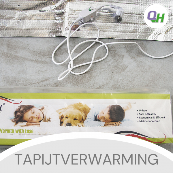 Tapijtverwarming