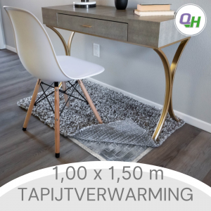 Tapijtverwarming Quickheat RugBUddy