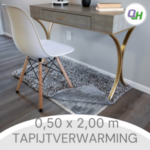 Tapijtverwarming RugBuddy