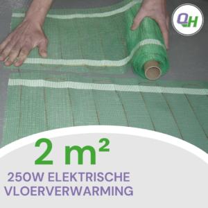 Quickheat-Floor Basic 2 m2 - 250W