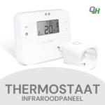 Quickheat-Floor plug in set voor infraroodpaneel