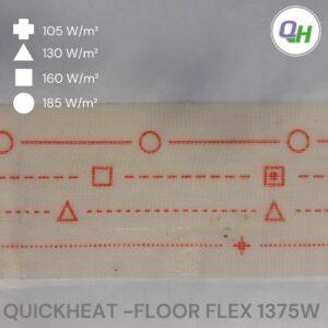 Quickheat-Floor Flex 1375W