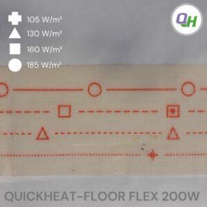 Quickheat-Floor Flex 200W