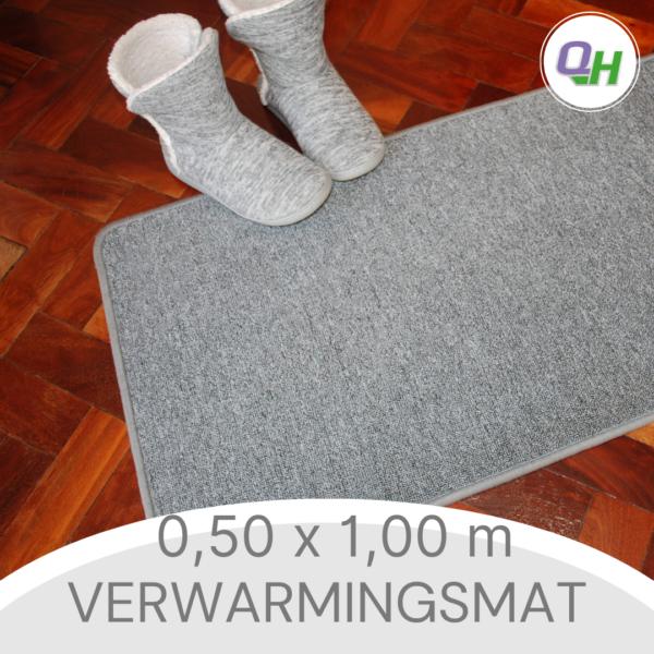 verwarmingsmat quickheat-floor infarood voetenwarmermat
